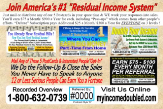 American Bill Money's Automated Marketing System Rocks!